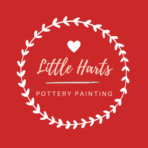 Little Harts Pottery Painting